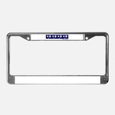 Venice License Plate Frame