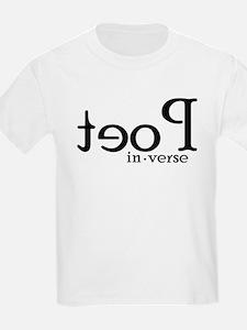 Poet in Verse T-Shirt