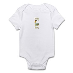 Lucky Duck Infant Bodysuit