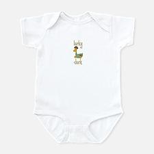 Lucky Duck Infant Bodysuit