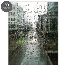 Rainy day in Vancouver Puzzle