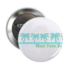 "West Palm Beach, Florida 2.25"" Button (10 pack)"
