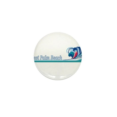West Palm Beach, Florida Mini Button