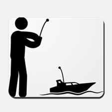 Remote-Control-Boat-AAA1 Mousepad