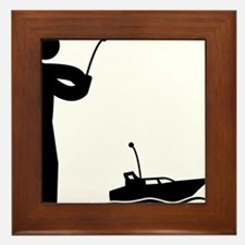 Remote-Control-Boat-AAA1 Framed Tile