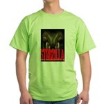 STROZILLA Green T-Shirt