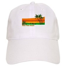 West Palm Beach, Florida Baseball Cap