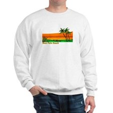 West Palm Beach, Florida Sweatshirt