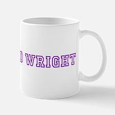 mrs. david wright  Mug
