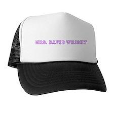 mrs. david wright  Trucker Hat