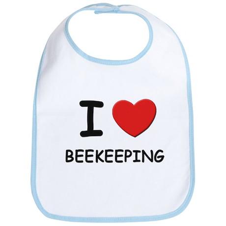 I love beekeeping Bib