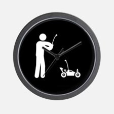 Remote-Control-Car-AAB1 Wall Clock
