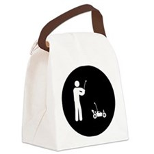 Remote-Control-Car-AAB1 Canvas Lunch Bag