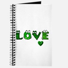 Eyes on Love Journal
