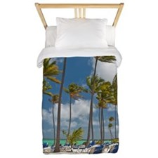 Bavaro Beach Twin Duvet