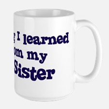 Twin Sister : Everything Mugs