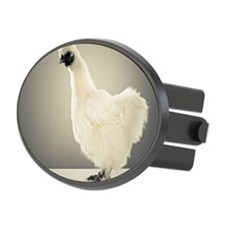 Silkie Chicken Hitch Cover