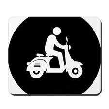 Scooter-AAB1 Mousepad