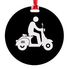 Scooter-AAB1 Ornament