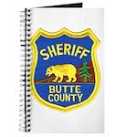Butte County Sheriff Journal
