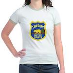 Butte County Sheriff Jr. Ringer T-Shirt