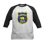 Butte County Sheriff Kids Baseball Jersey