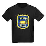 Butte County Sheriff Kids Dark T-Shirt