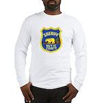 Butte County Sheriff Long Sleeve T-Shirt