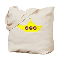 3CLM Yellow Submarine Tote Bag