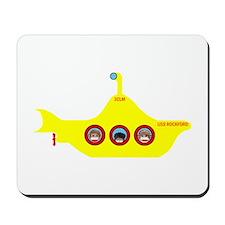 3CLM Yellow Submarine Mousepad