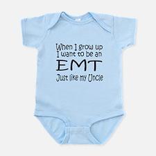 WIGU EMT Uncle Infant Bodysuit