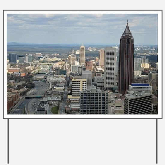 Unique Atlanta Yard Sign