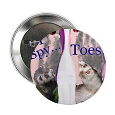 "i spy toes 2.25"" Button"