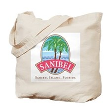 Sanibel Oval Tote Bag