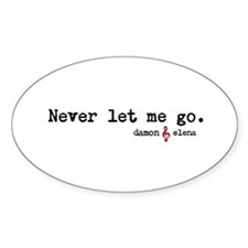 Never let me go Decal
