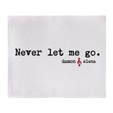 Never let me go Throw Blanket