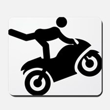 Stunt-Rider-AAA1 Mousepad