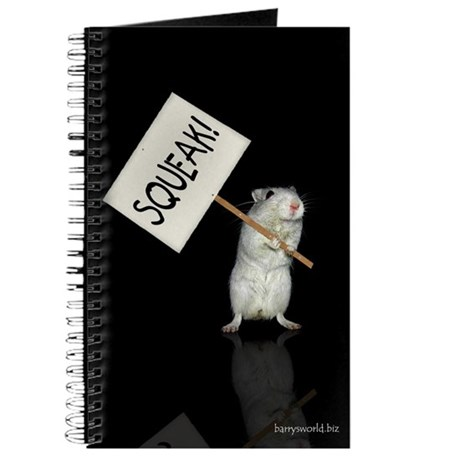 Protesting Gerbil Journal