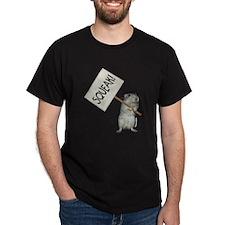 Protesting Gerbil T-Shirt