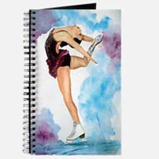 Ice Skate Spin to Perfection Journal