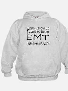 WIGU EMT Aunt Hoodie