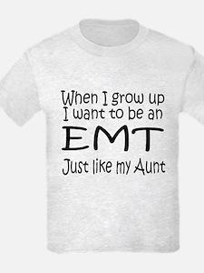 WIGU EMT Aunt T-Shirt