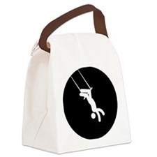 Trapeze-AAB1 Canvas Lunch Bag