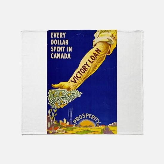 every dollar spent in canada victory loan prosperi
