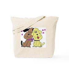 """""""Lhasa Love"""" Tote Bag"""