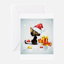 Cat Merry Christmas (20 Pk)