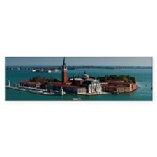 Venice from Campanile of St. Mark Bumper Sticker