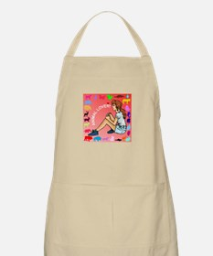Truly an Animal Lover BBQ Apron