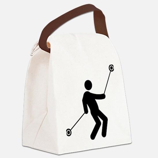 Yoyo-Player-AAA1 Canvas Lunch Bag