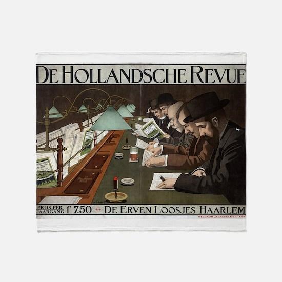 De Hallandsche REvue - Johann georg van caspel - 1